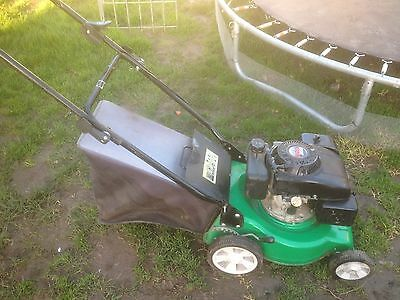 VICTA CURRENT MODEL 4STROKE OHV 4HP SERVICED  ready to se