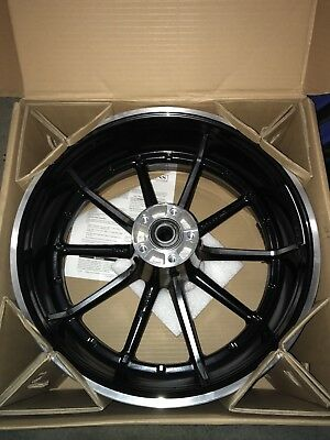 Harley Davidson Breakout FXSB Wheels, Front And Rear Brand New