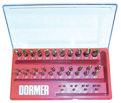 Dormer 43 Piece (Drill Boy) A002 Drill Bit Set 1mm-13mm x 0.5mm A099 DRILLBOY
