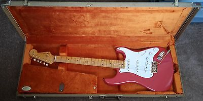 Fender Custom Shop 56 NOS Fiesta Red Stratocaster With Easy Mute Upgrade