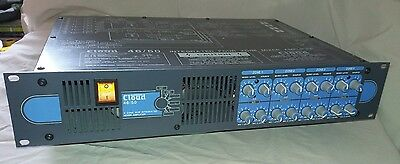 cloud 46/50 four channel mixer / amplifier used in pubs, clubs etc