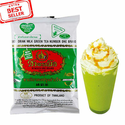 Thailand Original Thai Milk Green Tea Mix Number One Brand CHATRAMUE 200g