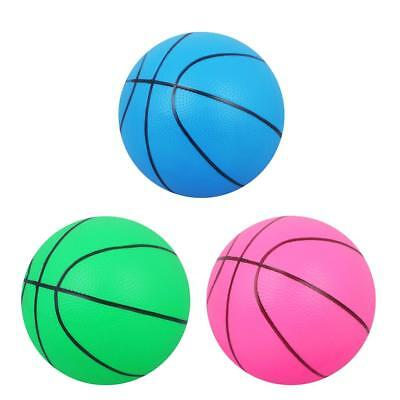 Children Plastic Inflatable Blow-up Basketball for Beach Swimming Pool Toy Gift