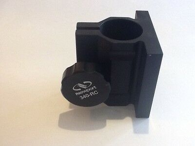"Newport 340-RC Rod Clamp For 1.5"" Diameter Rods"
