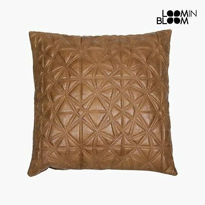 Coussin couleur marron by Loom In Bloom