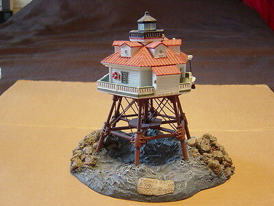 Harbour Lights 1996 Thomas Point Shoal Maryland #181 Lighthouse #7191/9500!