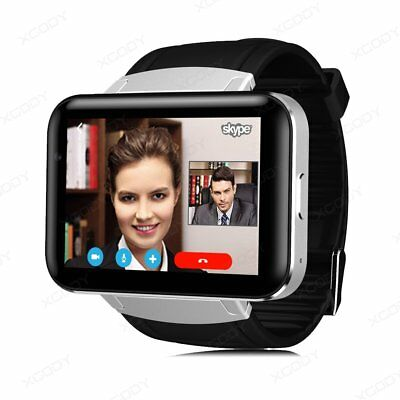 3G Smart Watch Android 4GB Bluetooth WIFI GPS Sports SIM Phone For Samsung HTC