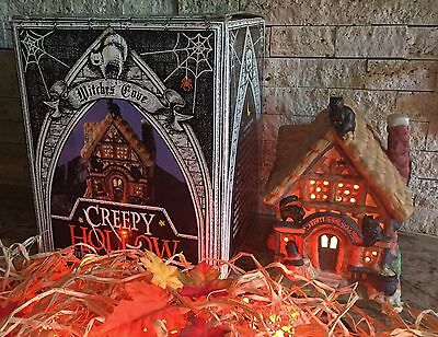 CREEPY HOLLOW ~ Witches' Cove ~ Original Midwest Cannon Falls Halloween House