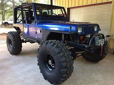1994 Jeep Wrangler  1994 Jeep Wrangler - SUPER CLEAN!!! - Very Well Built - MUST SEE!!!