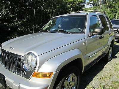 2006 Jeep Liberty limited 2006 jeep liberty diesel crd