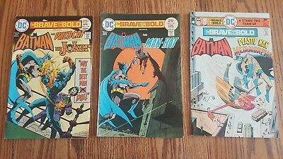 Batman Brave and the Bold Comic Lot