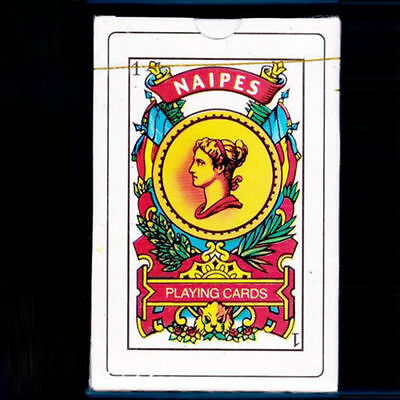 6 X Naipes Baraja Espanola Spanish Playing Cards Deck Espanolas