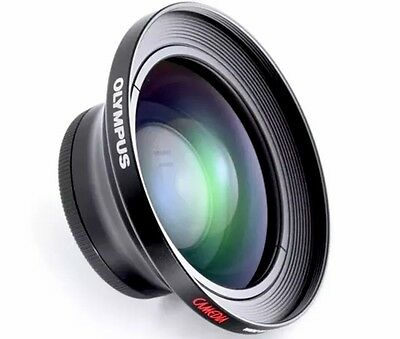 HOT SALE! REDUCED PRICE! NEW Olympus Wide Extension Lens Pro WCON-08B Camedia