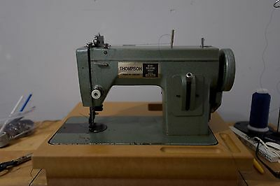 THOMPSON MINI WALKING FOOT SEWING MACHINE with Sailrite base PW-301