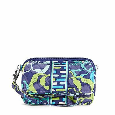 KATALINA BLUES Vera Bradley All in One CROSSBODY BAG New With Tags A