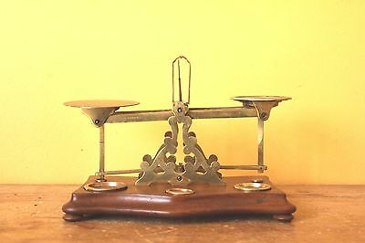Antique S Mordan & Co London, Scales.