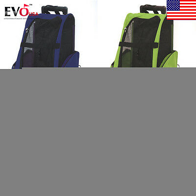 Pet Dog Cat Portable Comfortable Draw Bar Box Backpack Carrier Travel Bag Newly