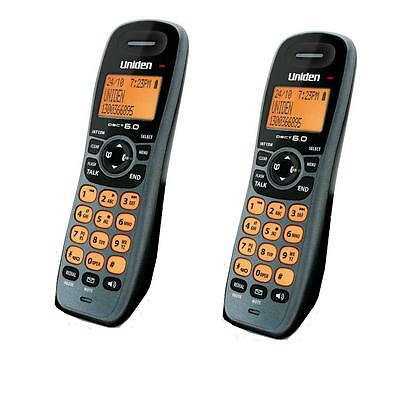 2X Uniden 1535 DECT Digital Technology Replacement Cordless Phone