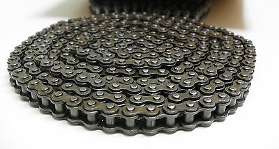 """Industrial Roller Chain  12B-1  - 3/4"""" Pitch - Box Of 10 Feet"""