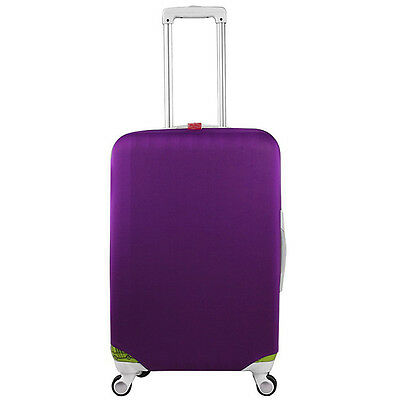 """Elastic Travel Luggage Suitcase Spandex Cover Protector For 26''-28"""" Size S/M/L"""