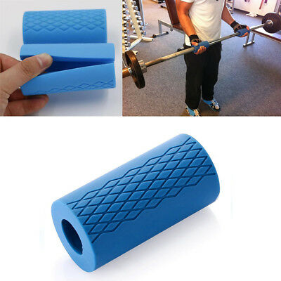New 1PC Sponge Grip Pads Pull Up Chin Up Barbell Bar  Doorway Gym Sports Fitness