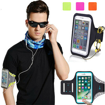 NEW iPhone 8 / 7 Gym Sportband Armband Sport Running Workout Case Crossfit Band
