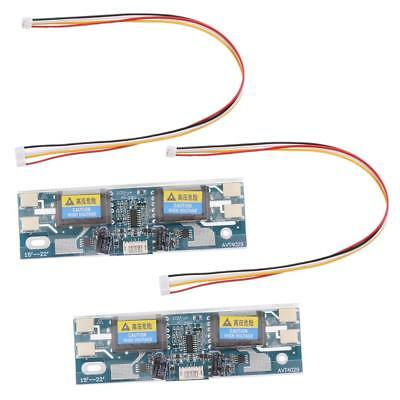 2x LCD Projector Four Lamp Bulbs High Pressure Plate Board Module for Laptop