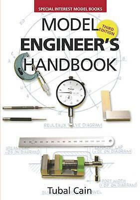 Model Engineer's Handbook by Tubal Cain Paperback Book Free Shipping!