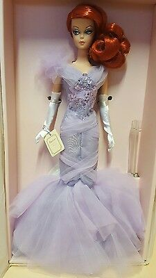 Lavender Luxe Barbie Doll, Gold label. New!