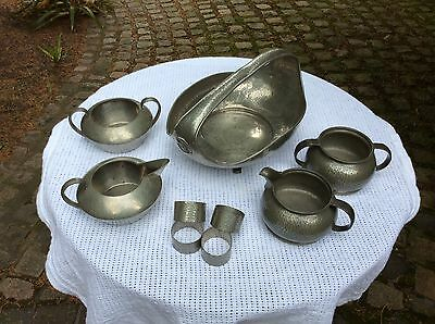 Antique Pewter Collection Liberty & Co, Tudric And More.