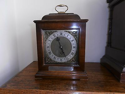 Mahogany Bracket Clock
