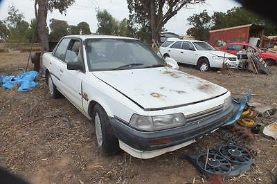 Toyota camery sedan to suit parts or rest selling hole car.Shepparton vic area.