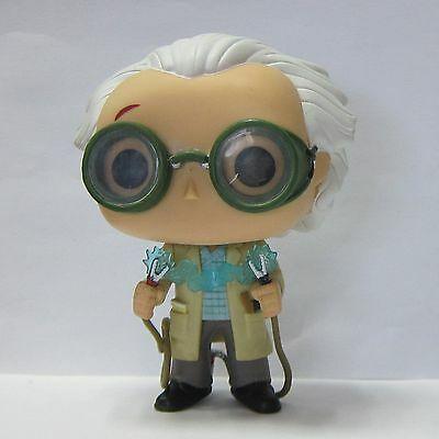 "3.75"" Funko Pop Dr Emmett Brown #236 Back To The Future Vinyl Figure Toys"