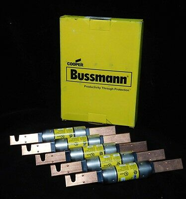 BUSSMANN * LPS-RK-70SP * Low Peak TIME-DELAY Fuse * (LOT OF 5)  * NEW IN BOX