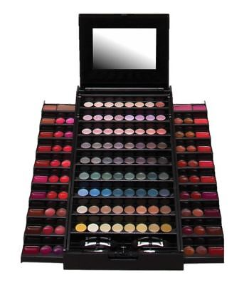 Make Up Case Kit Set vanity case Cosmetics Beauty Palette