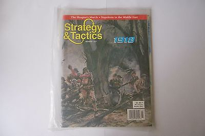 Strategy & Tactics Magazine 223 -1918 Imperial Germany- Mint & Unpunched