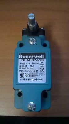 Honeywell IP67 Snap Action Limit Switch, GLAC07A1B