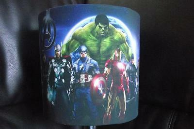 The Avengers Touch Lamp