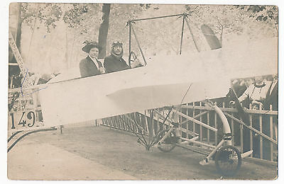 Original photo, French Aviation aircraft cc1905