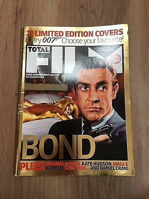 Total Film Magazine, April 2008, Issue 139, The Year Of Bond