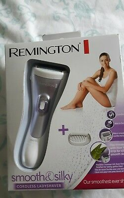 remington smooth and silky