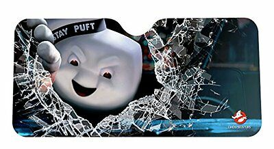 Ghostbusters Stay Puft Sunshade Windshield