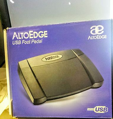 Altoedge  Usb, Foot Pedal