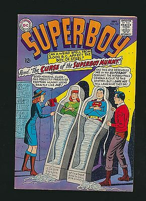Superboy #123, VF, Newly Acquired Collection