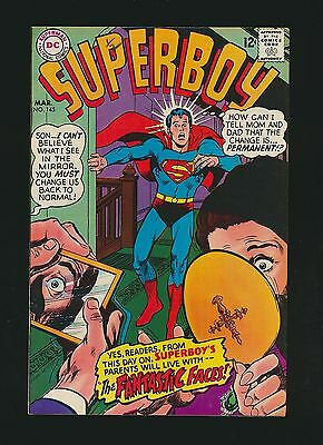 Superboy #145, VF/NM, Newly Acquired Collection