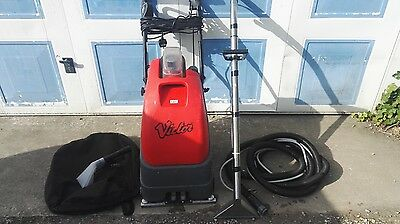 Victor SX15 Commercial Carpet Cleaning Power-Brush Extraction Machine (240volts)