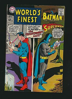 World's Finest #171, VF+, Newly Acquired Collection