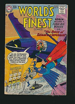 World's Finest #93, VG-, Newly Acquired Collection