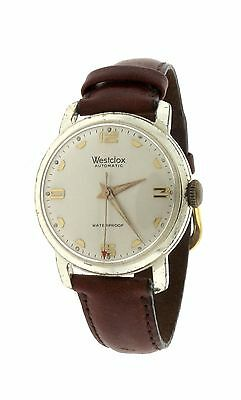 Vintage Westclox Automatic Men's Watch Model 770