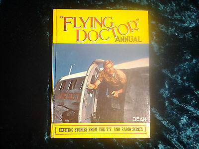 """Flying Doctor"" Annual 1963. (British). Hardback, gc. Printed by Dean & Son, GB."